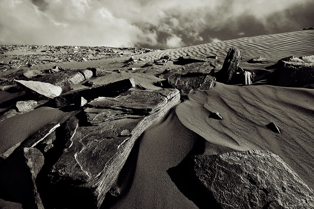 Dune Rocks by Craig Hender