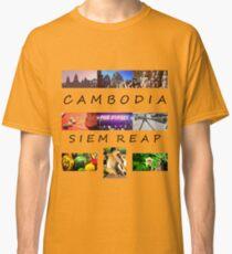 Cambodia, Siem Reap Classic T-Shirt