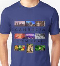 Cambodia, Siem Reap T-Shirt