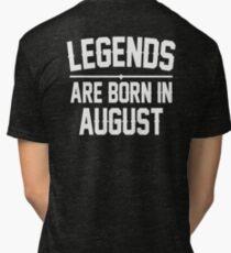 Legend August Tri-blend T-Shirt