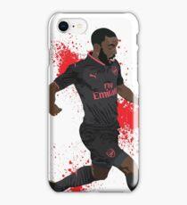 Alexandre Lacazette - Arsenal iPhone Case/Skin
