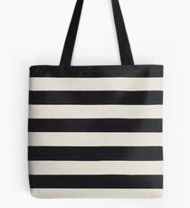Striped Drive Tote Bag