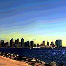 Skyline by jpryce