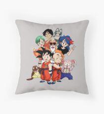 Dragonball Throw Pillow
