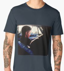Supernatural: Impala Backseat Men's Premium T-Shirt
