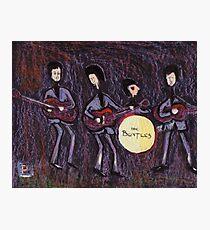 The Beatles Photographic Print