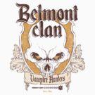 Belmont Clan by TeeKetch