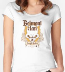 Belmont Clan Women's Fitted Scoop T-Shirt