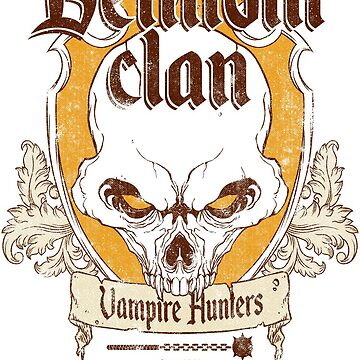 Belmont Clan by TeeKetch