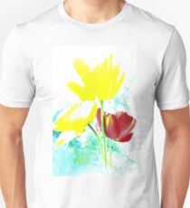 Abstract Of Spring T-Shirt