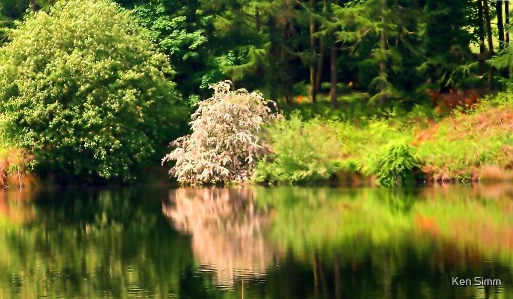 Summer Lake 3 by Kenart