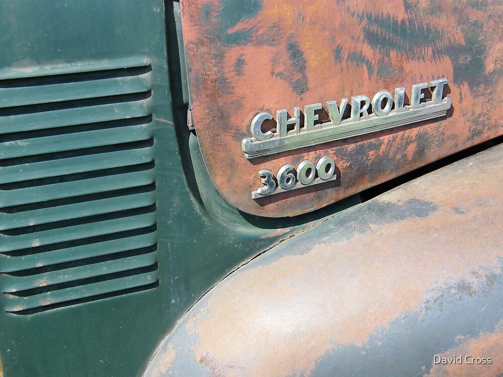 Chevy Three Six by David Cross