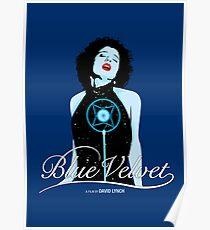 Blue Velvet - Dorothy Vallens Poster