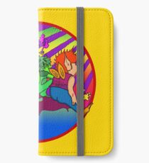 Never Never Land [Circular] iPhone Wallet/Case/Skin