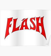 Flash Gordon - 'Flash' T-shirt Poster