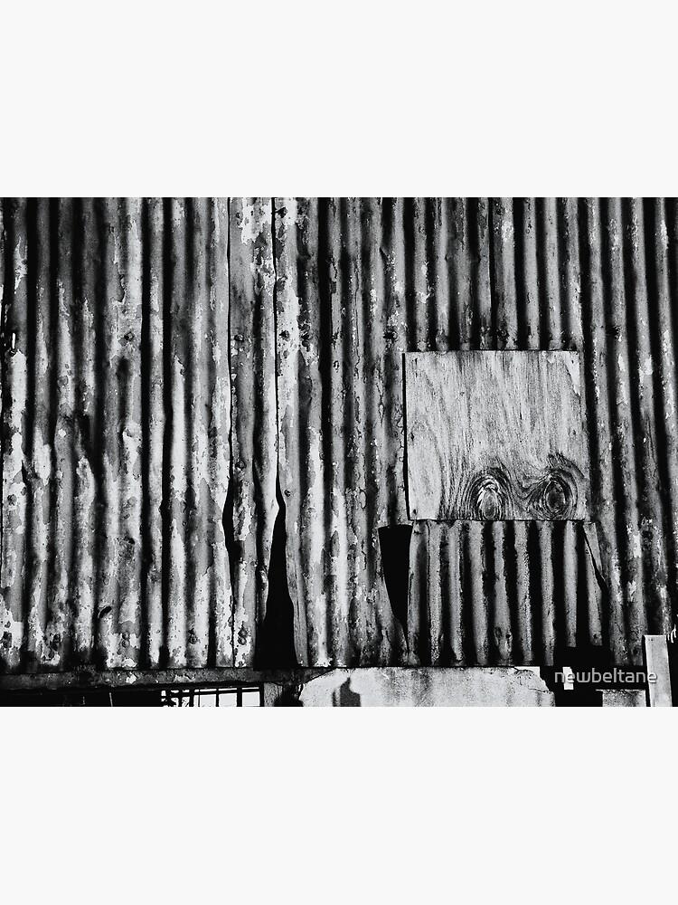 Dereliction in Mono by newbeltane
