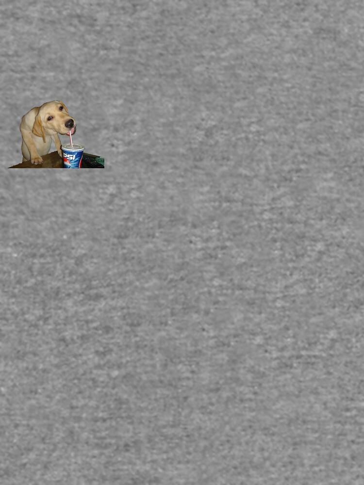 Dog Drinking Memes Lightweight Sweatshirt By Meme Head Redbubble