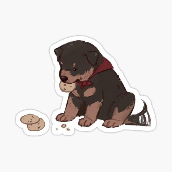 cookie Rex Sticker