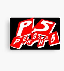 the p5 to our gamer Canvas Print