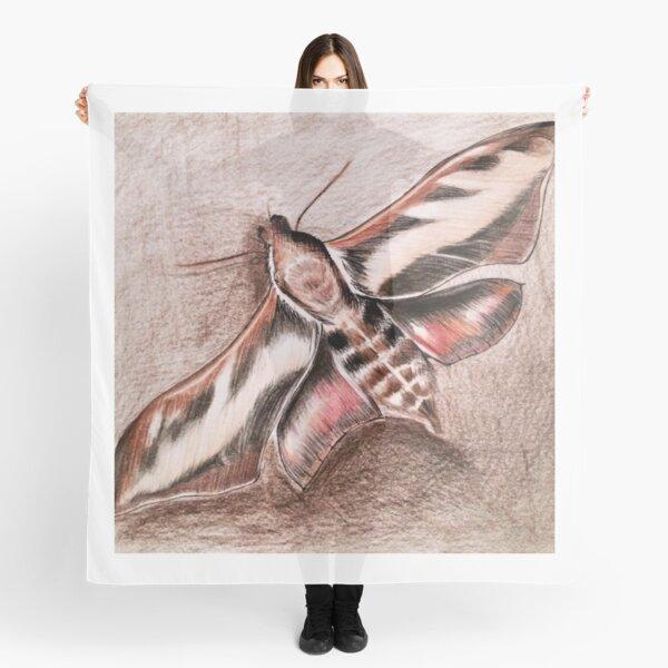 Brown Moth Scarf