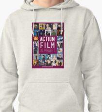 Action Film Alphabet Pullover Hoodie