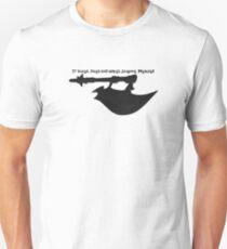 Scythe - Buffy - Julienne Preacher Black Unisex T-Shirt