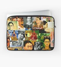 Obsessed with Frida Kahlo Laptop Sleeve