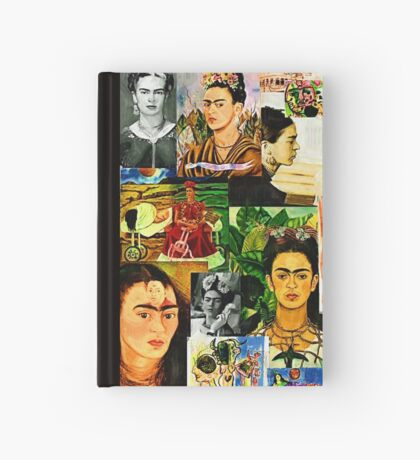 Obsessed with Frida Kahlo Hardcover Journal