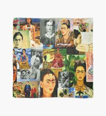 Obsessed with Frida Kahlo Scarf
