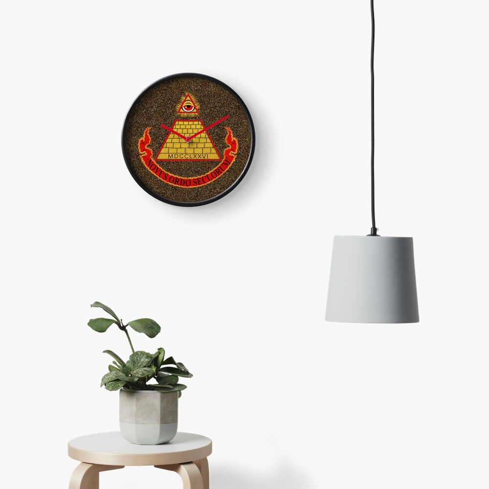 Desperately Seeking Susan Clock