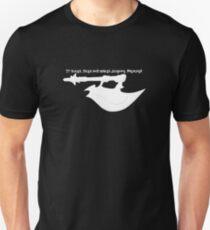 Scythe - Buffy - Julienne Preacher White Unisex T-Shirt