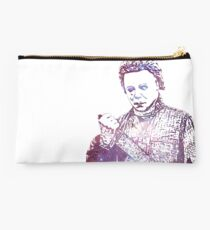 Halloween | Michael Myers | Tony Moran | Galaxy Horror Icons Studio Pouch