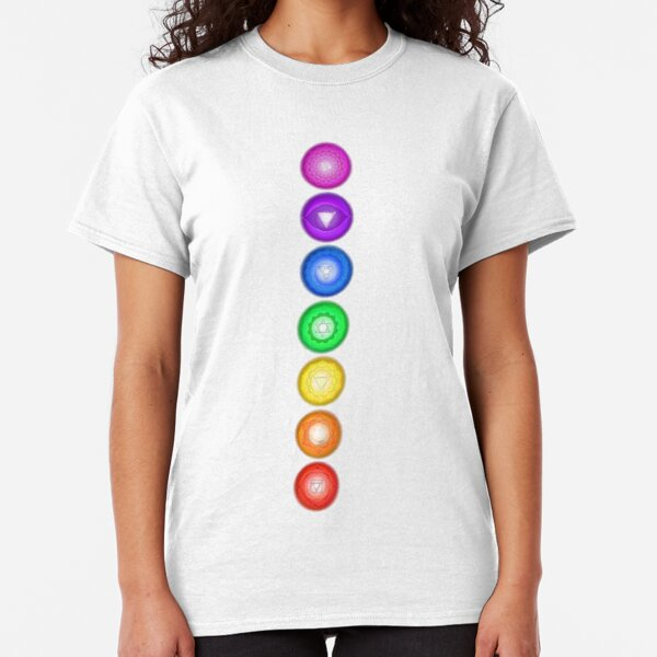 7 chakra Classic T-Shirt