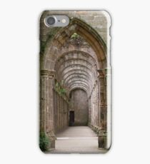 Archway at Fountains Abbey iPhone Case/Skin