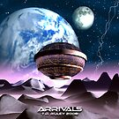 Arrivals by Dreamscenery