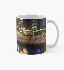 Media City at Night Mug