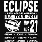 Eclipse US Tour 2017 by EthosWear