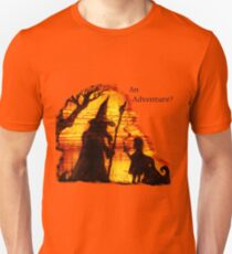 An Adventure?  Unisex T-Shirt