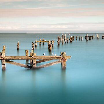 Lost Pier by PeterVines