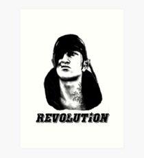 Che Iorveth - Viva la Scoia'tel Revolution! Art Print