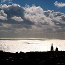 Sky, Sea and Land by Xandru