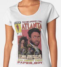 Amazing Adventures From Atlanta Women's Premium T-Shirt
