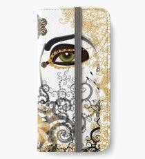 Eyes of Time iPhone Wallet/Case/Skin