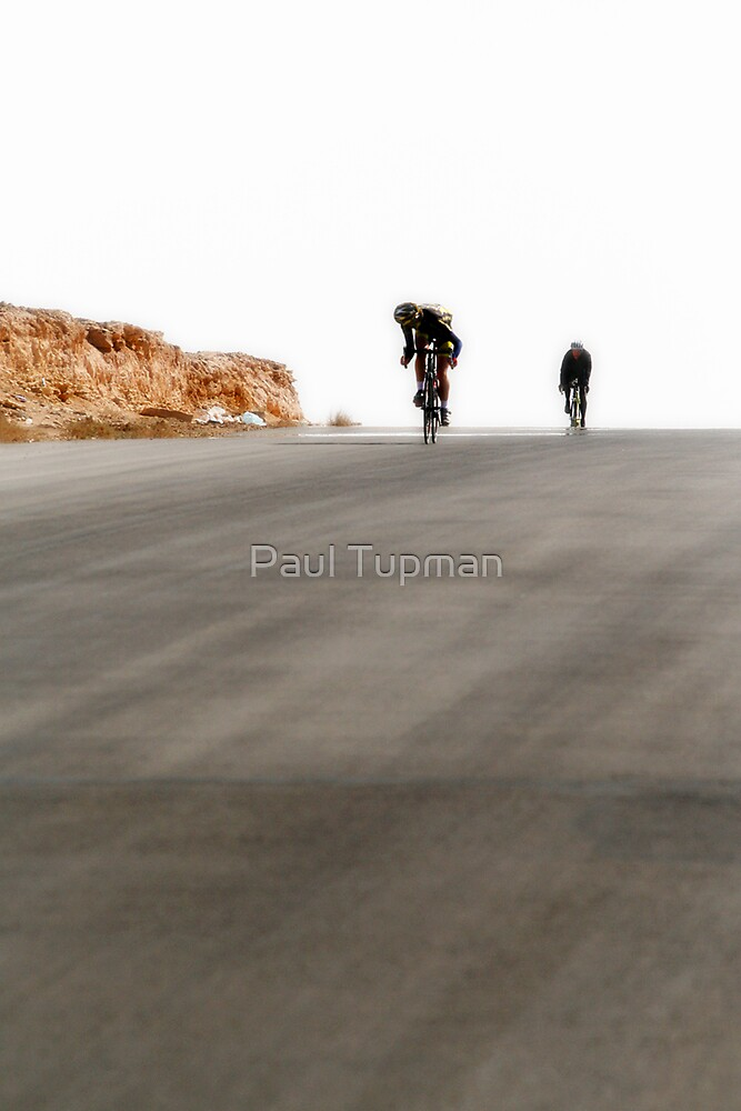 Checking the Lead by Paul Tupman