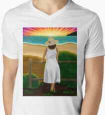 Staring at the Sunset T-Shirt