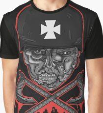 Viking cyborg warrior Graphic T-Shirt
