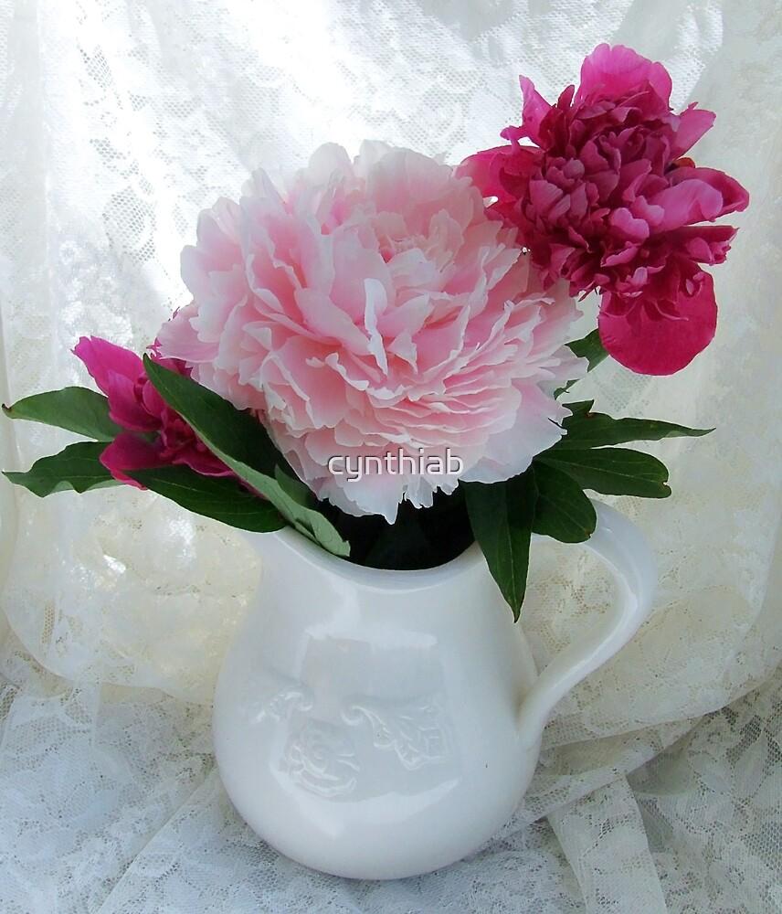 flowers by cynthiab