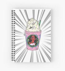 Unicorn Frappuccino Spiral Notebook
