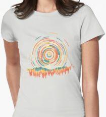 The Geometry of Sunrise T-Shirt