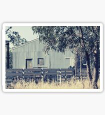 The Shearing Shed Sticker